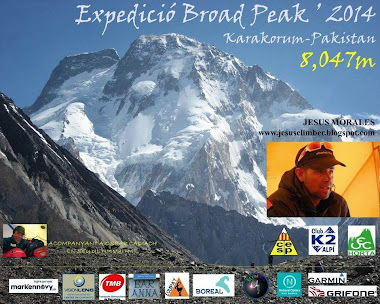 EXPEDICIÓ AL BROAD PEAK - 2014