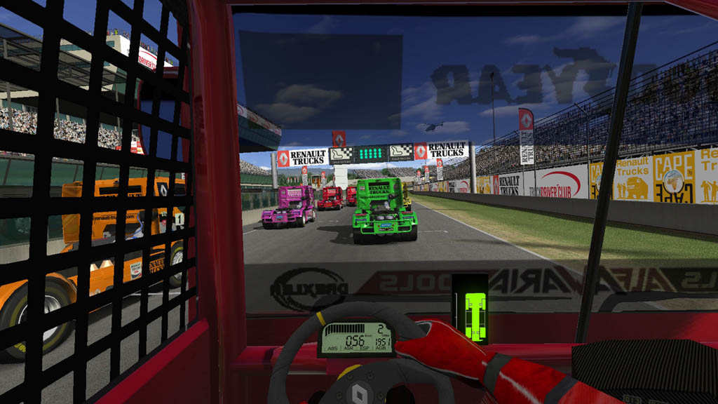 Mercedes truck racing game download for Mercedes benz games