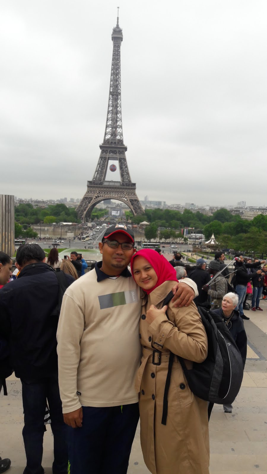 Trip to Paris 2016
