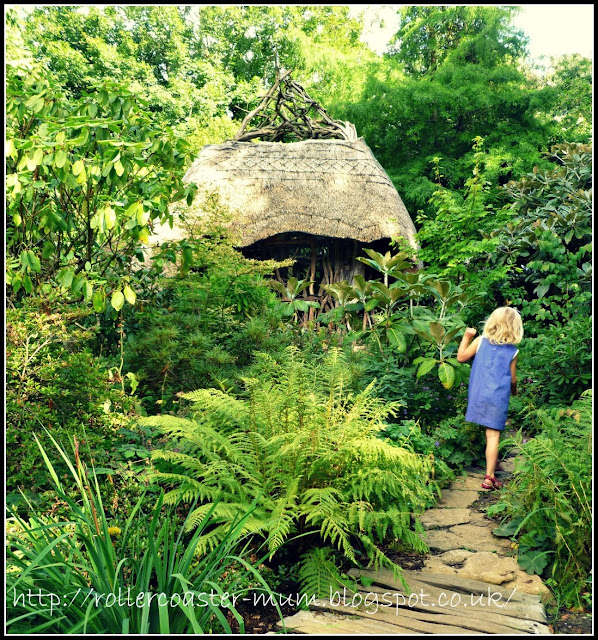 Fairy door hunt at Furzey Gardens