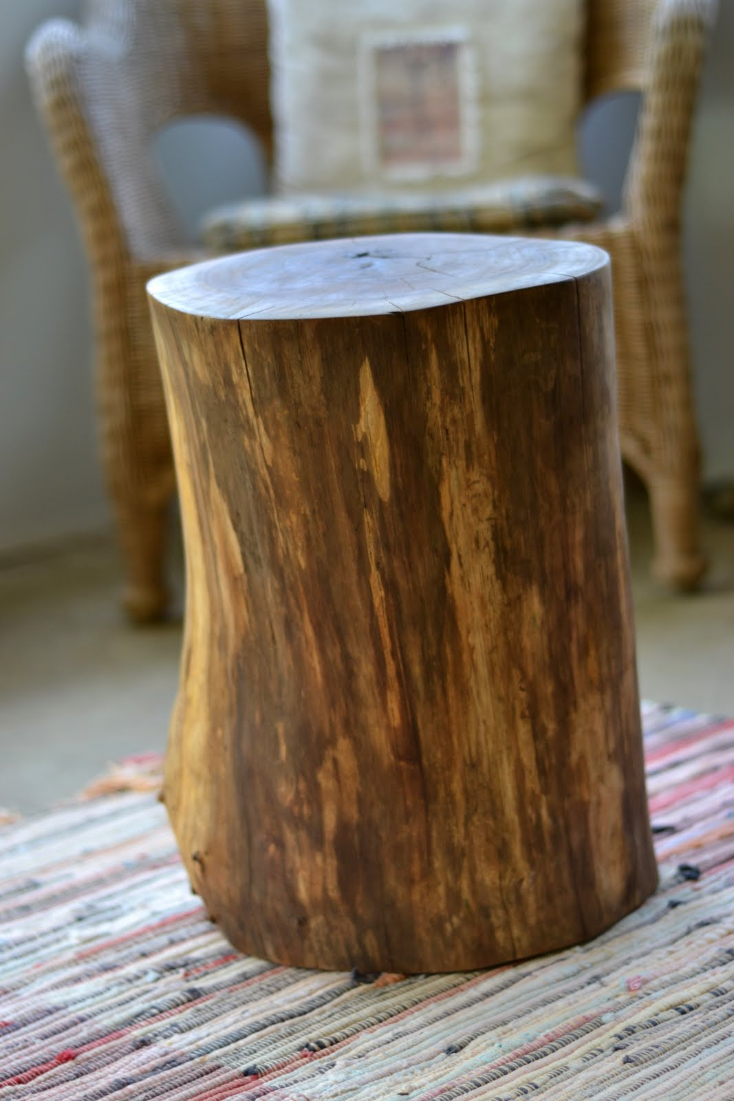 tree stump furniture. Tree Stump Furniture