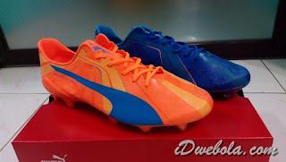 Sepatu Bola Puma EvoSpeed SL