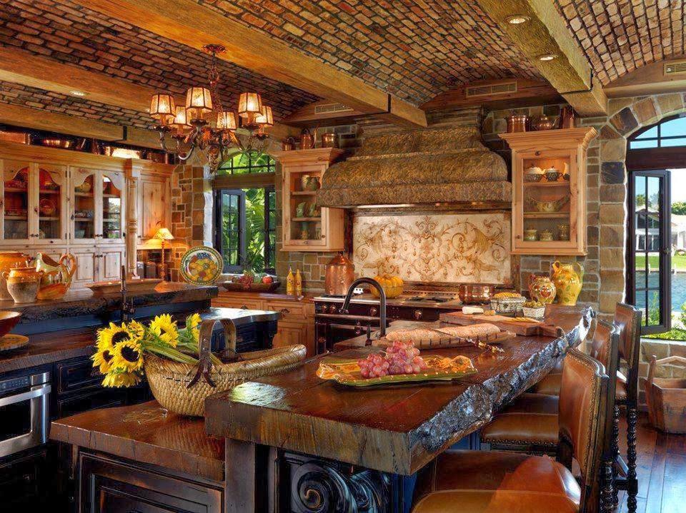 Arredo rustico la casa delle idee - Casa in rustico ...