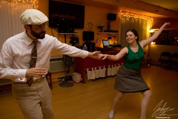 Nov 2016: Beginner Lindy Hop