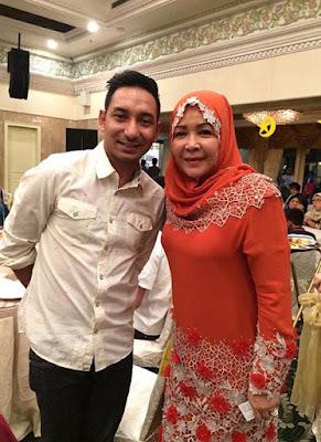 Zizan Razak Mahu Ikut Cara Fahrin Ahmad Kahwin Secara Mengejut