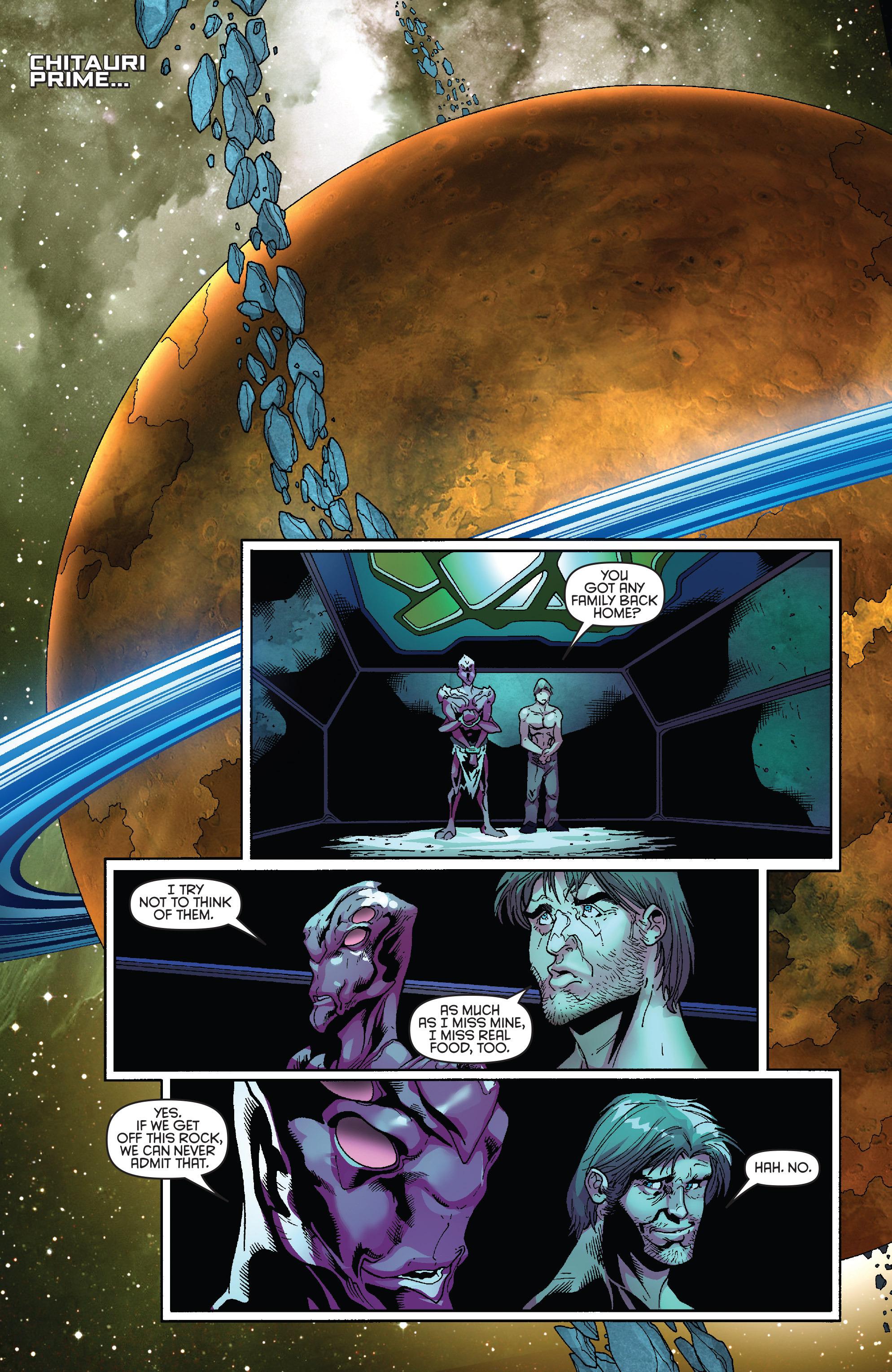 Nova (2013) - Chapter  20 | pic 20
