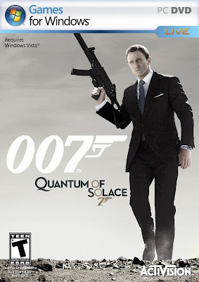 James Bond 007 Quantum Of Solace PC Game
