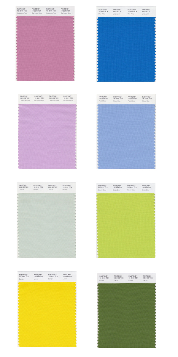 Pantone Color Palette Prediction Spring 2014 Forecast Pantone Colour Planner