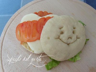 panino sorridente