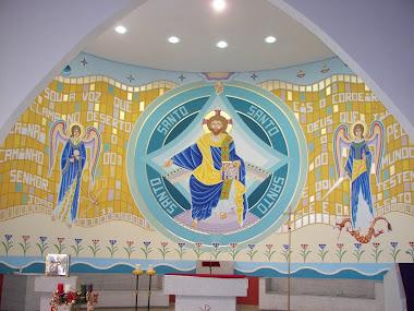 Paróquia São João Batista11, Tingui, Curitiba PR.