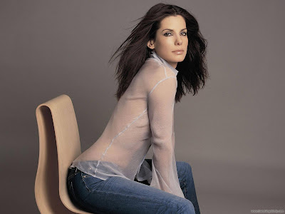 Sandra Bullock Pretty HD Wallpaper