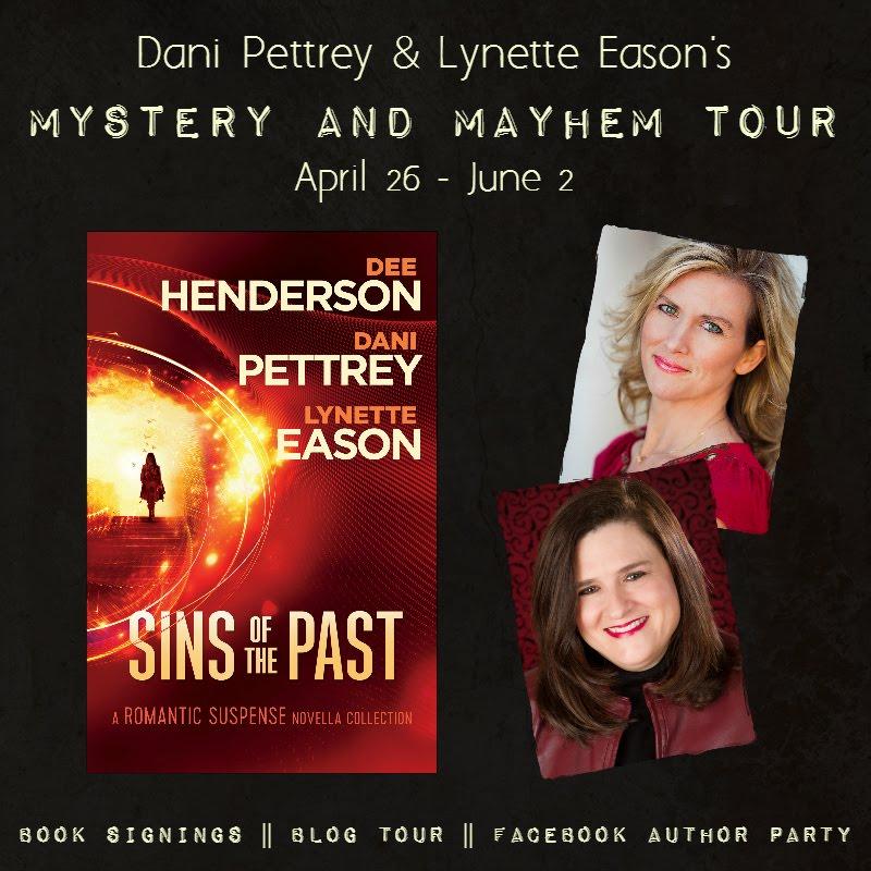 Mystery & Mayhem Tour thru 6/2