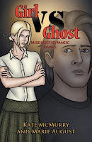 Girl vs. Ghost by Kate McMurray