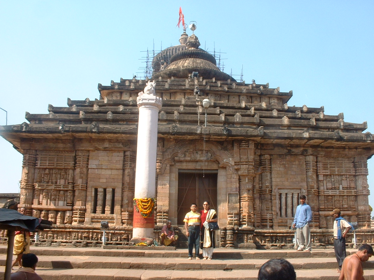 Lingaraj temple picnic spots of india historical places for Architecture design for home in odisha