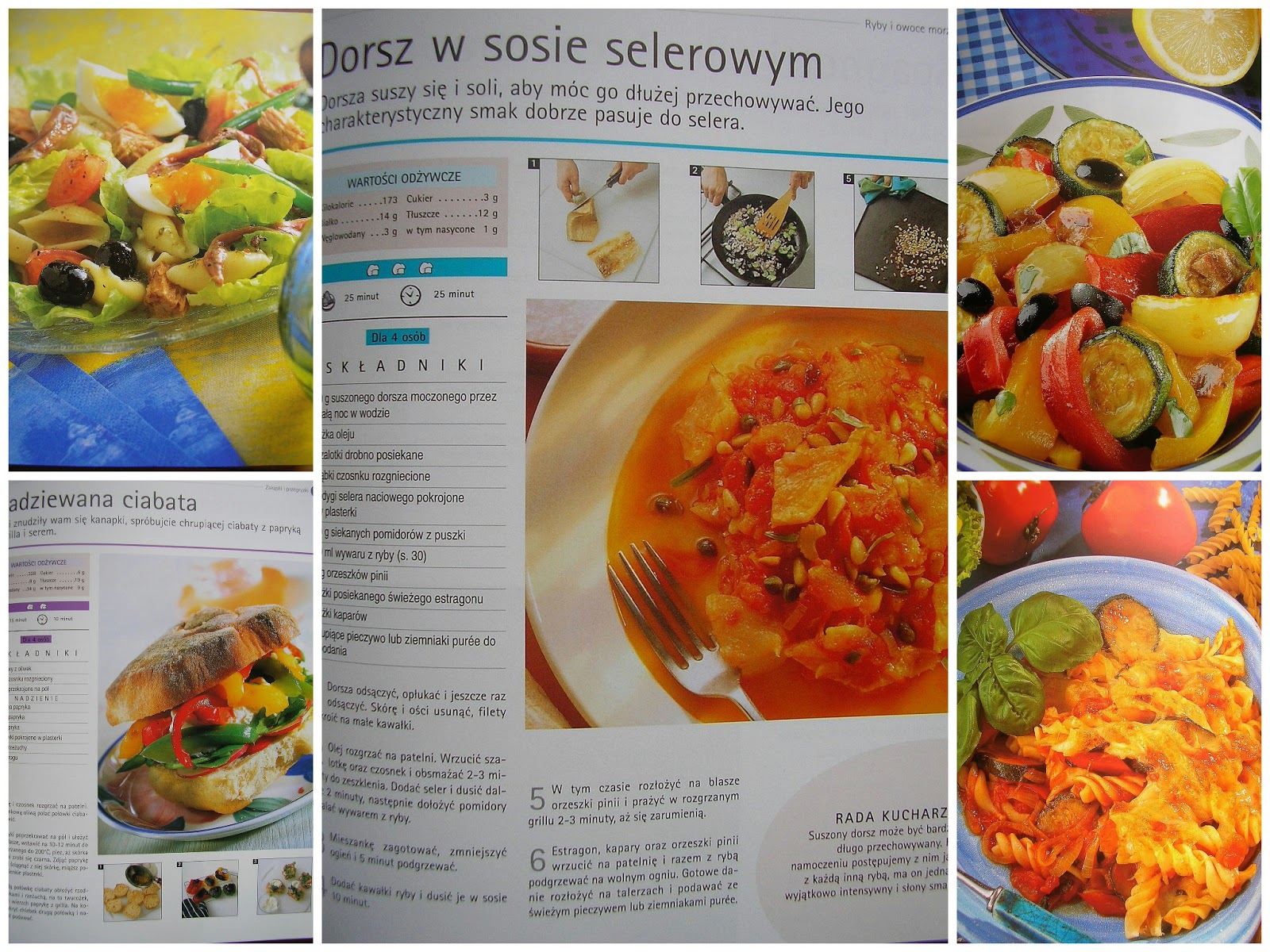 Kuchnia Szeroko Otwarta Recenzja Książki Kuchnia Włoska