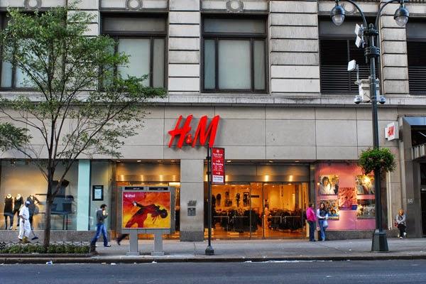 Compras na Herald Square em Nova York