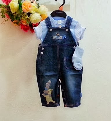 HOT ITEM DISNEY BABY OVERALL