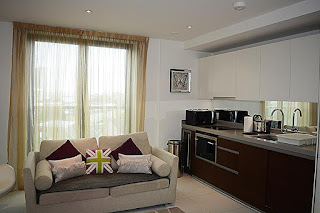 business apartments london