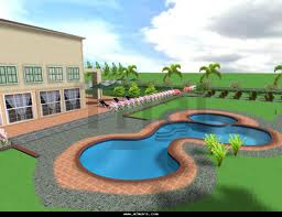اشكال حمامات سباحة 2013 3