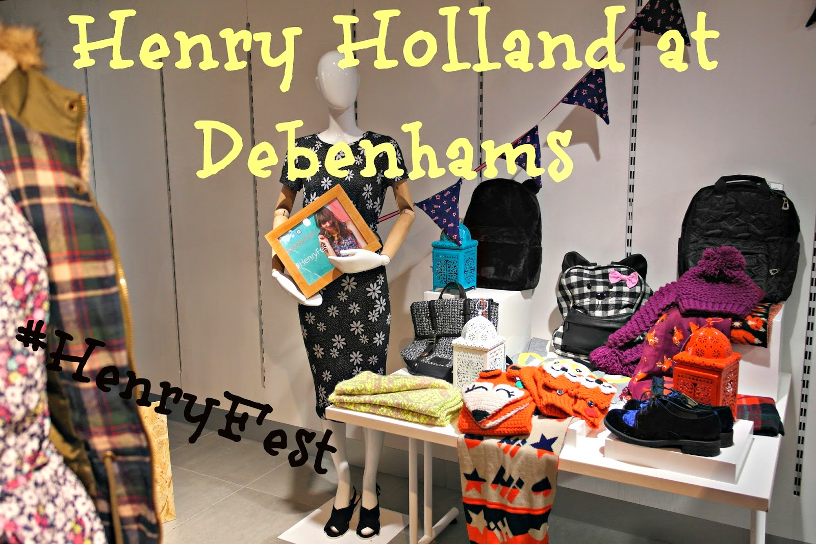 Debenhams Henry Holland Press