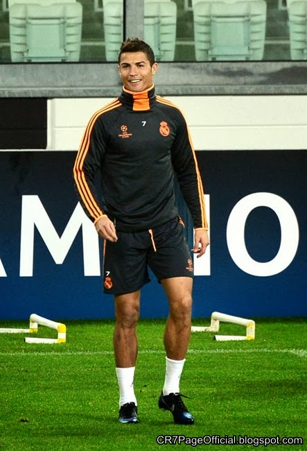 cr7pageofficial cristiano ronaldo training session 04