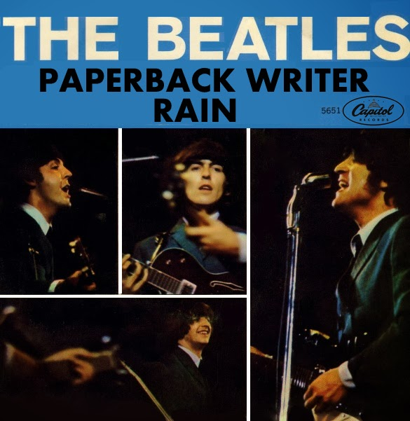 paperback writer beatles The beatles revolver album features 14 original songs including eleanor rigby by lennon and mccartney and taxman by george harrison.
