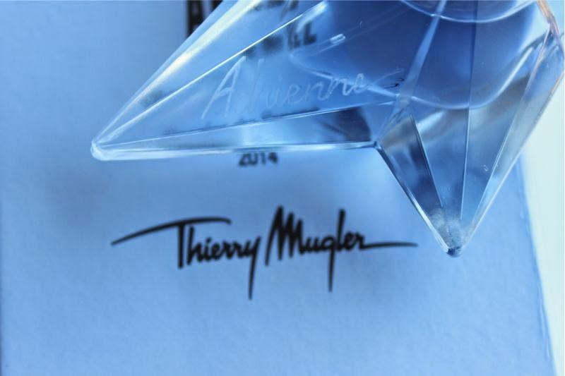 Thierry Mugler Perfume Engraving
