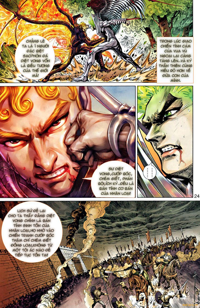 Thần Binh 4 chap 70 - Trang 23