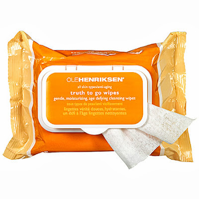 Ole Henriksen, Ole Henriksen Truth To Go Cleansing Wipes, cleansing wipes, face wipes, cleanser, skin, skincare, skin care