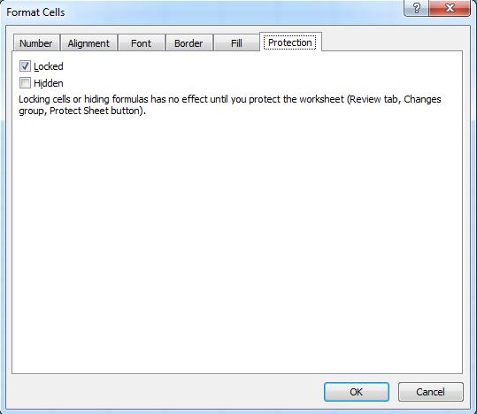 Fungsi Format Cells pada Microsoft Excel