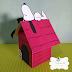 Casinha Snoopy
