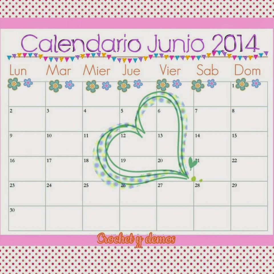 calendario junio6