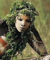 Hans Silvester: un Enfant Fleur