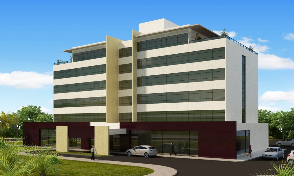 Fabio pasetto anteprojeto para hotel executivo for Sites hotel