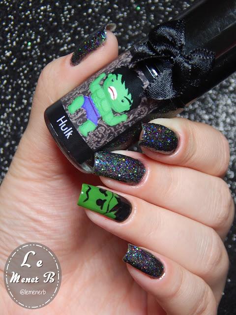 nail art infantil