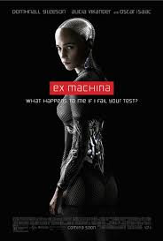 EX MACHINA >> starts with cupcakes