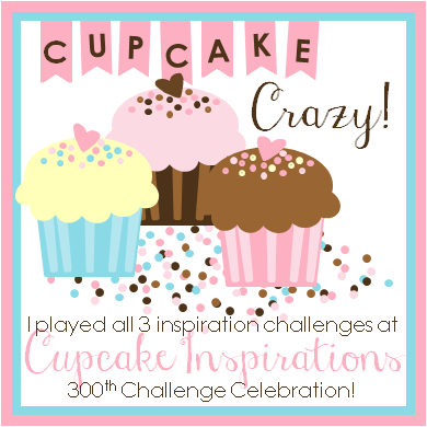 Cupcake Inspirations badge