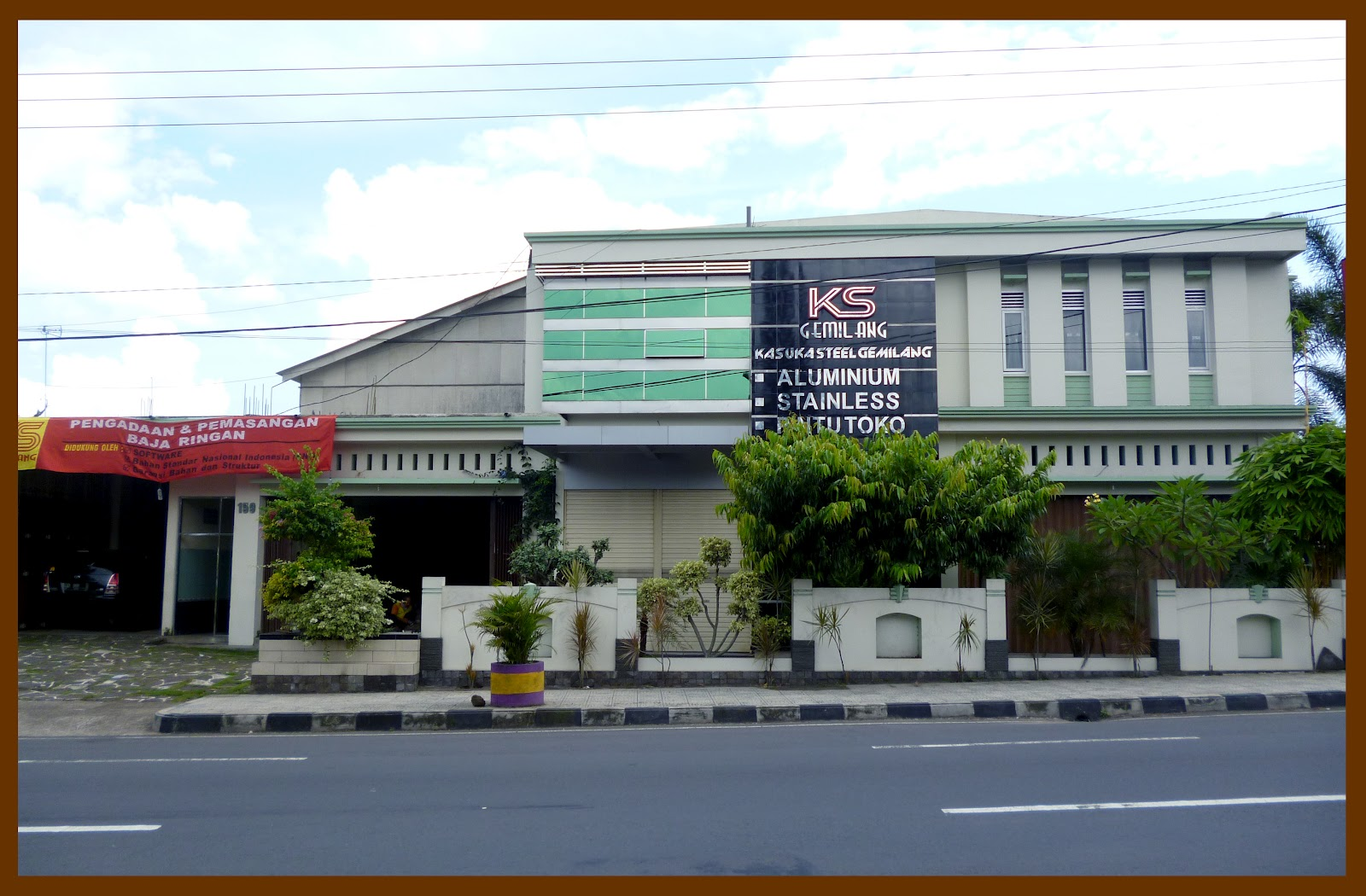 Company Profile Kasuka Steel Gemilang