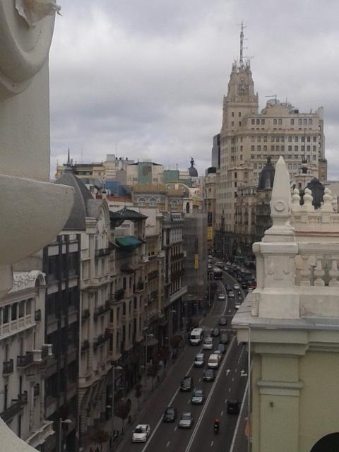 Hotel Ada Palace, con vistas. [Edificio Gran Peña]