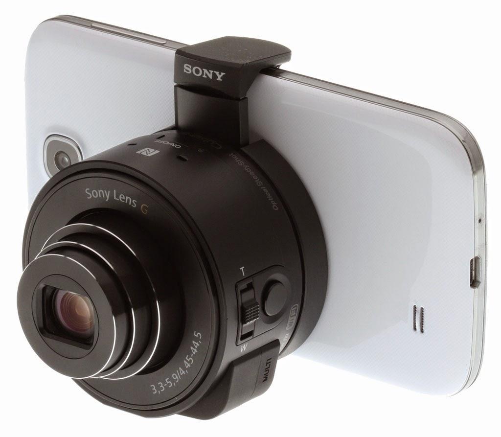 Sony QX10: