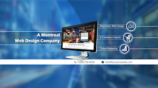 Web design Montreal
