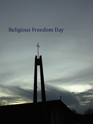 January 16 is Religious Freedom Day