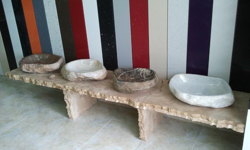 Piedralia global s l lavabos de piedra natural - Lavabos de piedra natural ...