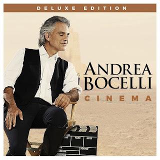 Andrea Bocelli Cinema Album