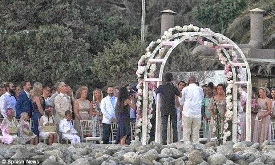 eve weds Maximillion