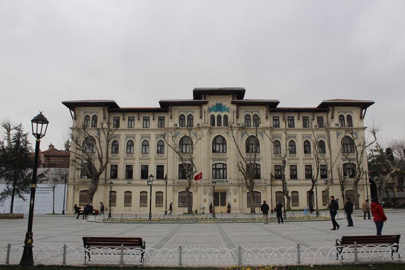 Tapu ve Kadastro Bölge Müdürlüğü Binası Sultanahmet