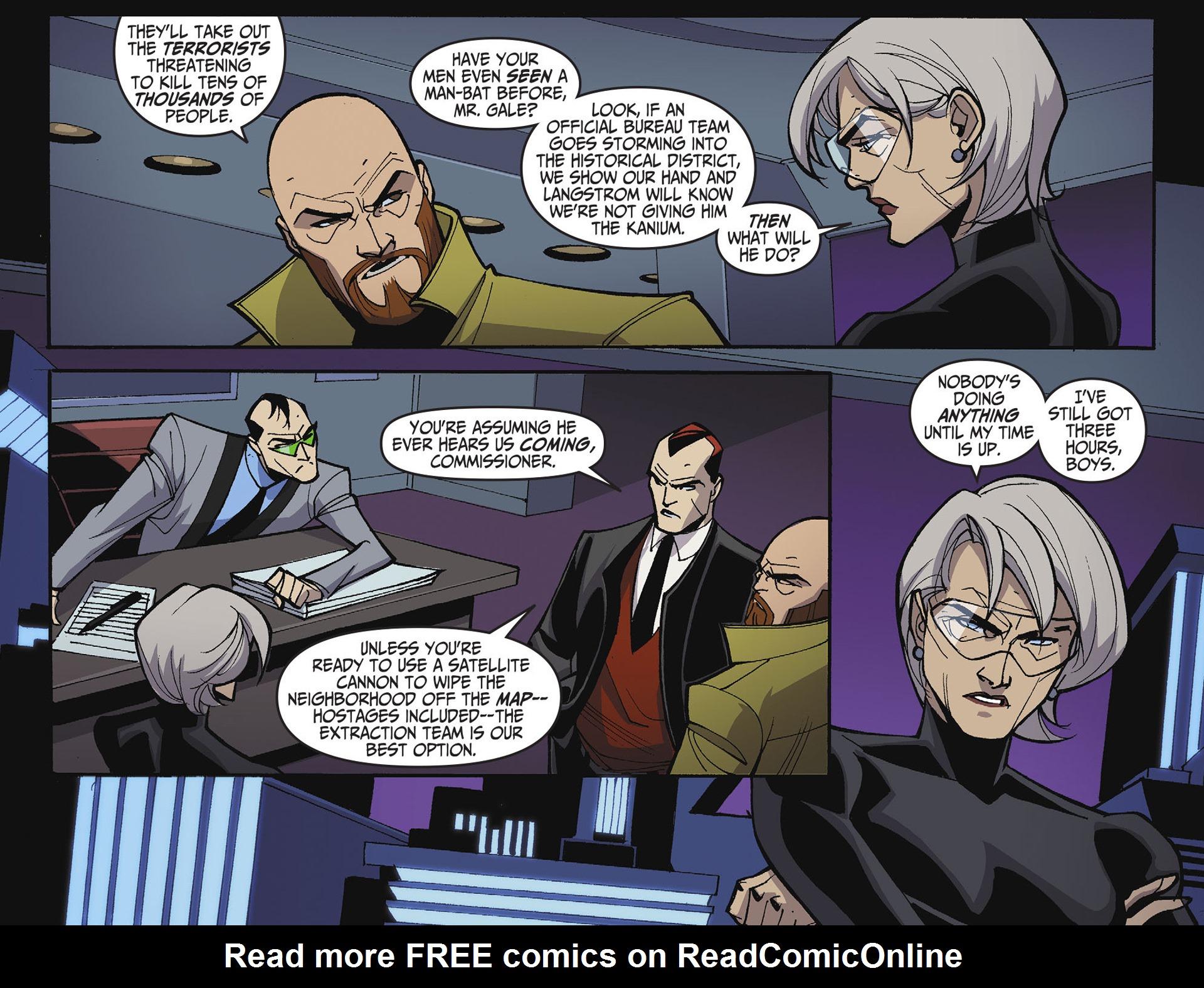 Batman Beyond 2.0 Issue #12 #12 - English 4