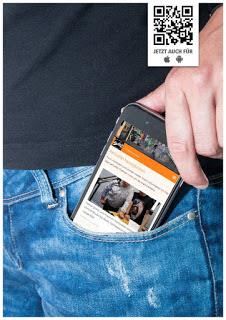 Die Smartphone-App der Wattwerker
