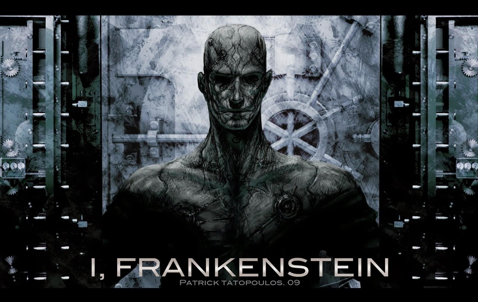The Ace of Geeks: I, Frankenstein trailer brings thrills ...