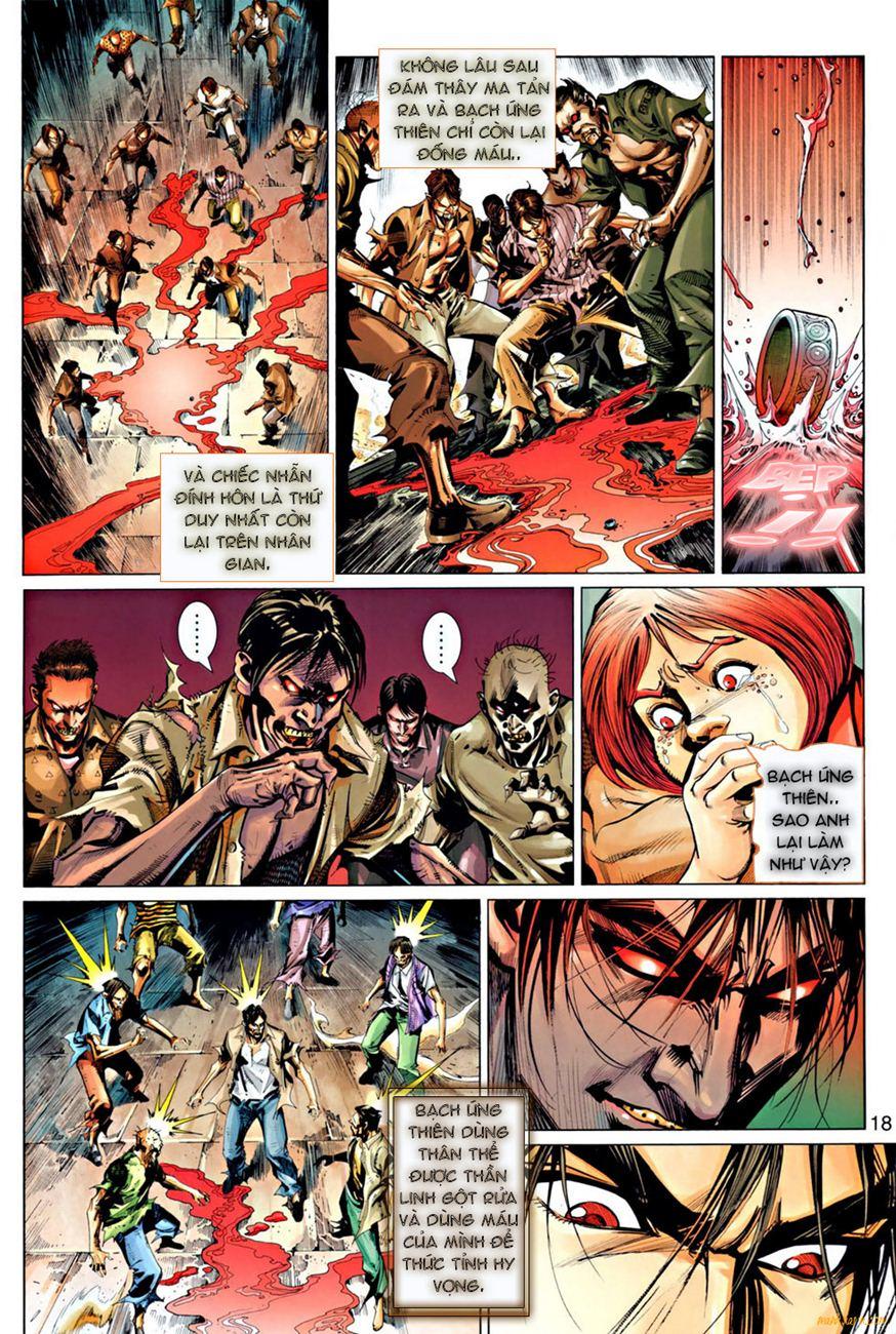 Thần Binh 4 chap 70 - Trang 17